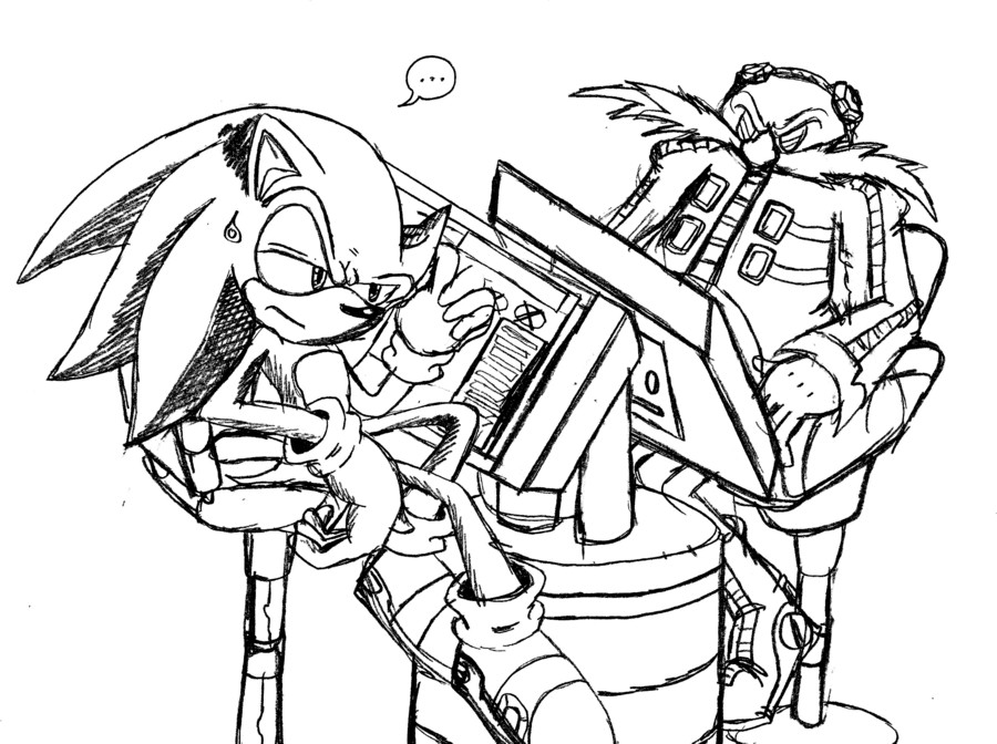 deviantART: More Like Eggman's Troubles by FireUp-
