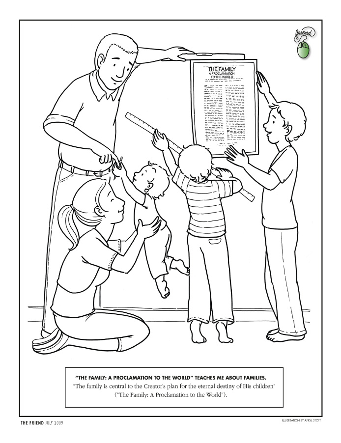 family working Colouring Pages (page 2)