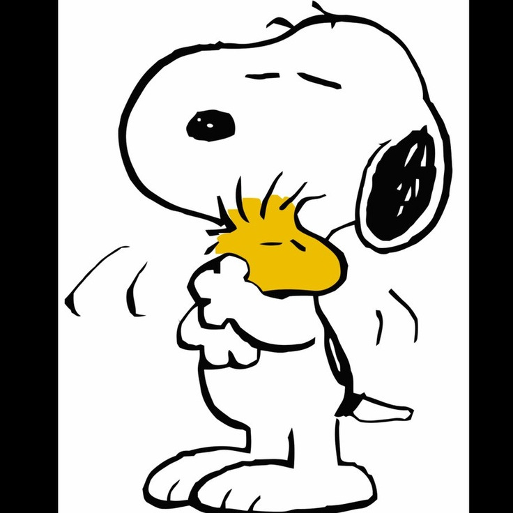 Snoopy and Woodstock | Comics | Pinterest