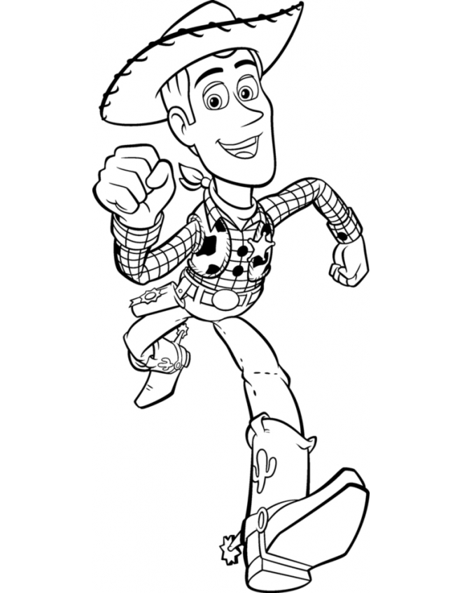 toy story coloring pages rexburg - photo#4