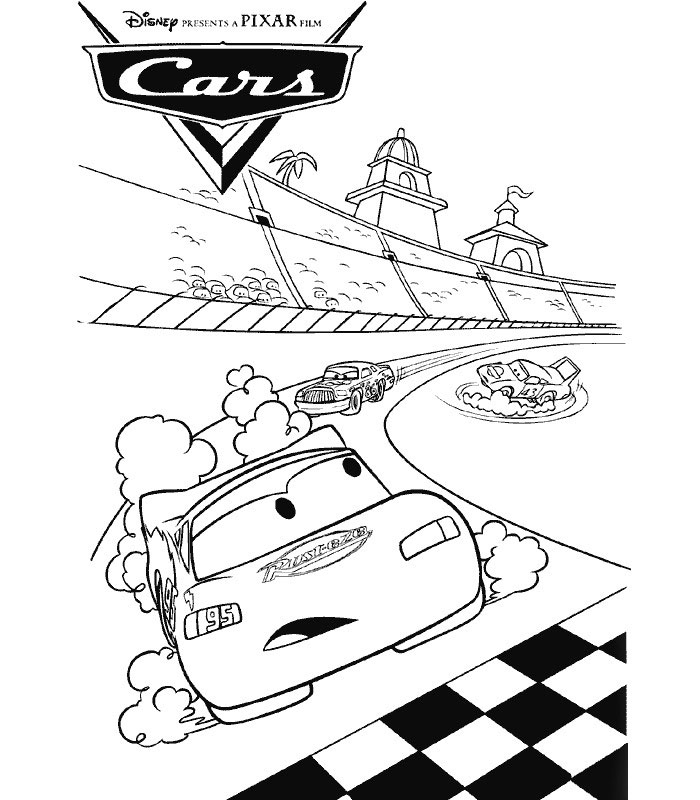 Coloriage Disney Cars Coloriage Disney Cars 3 Car Pictures