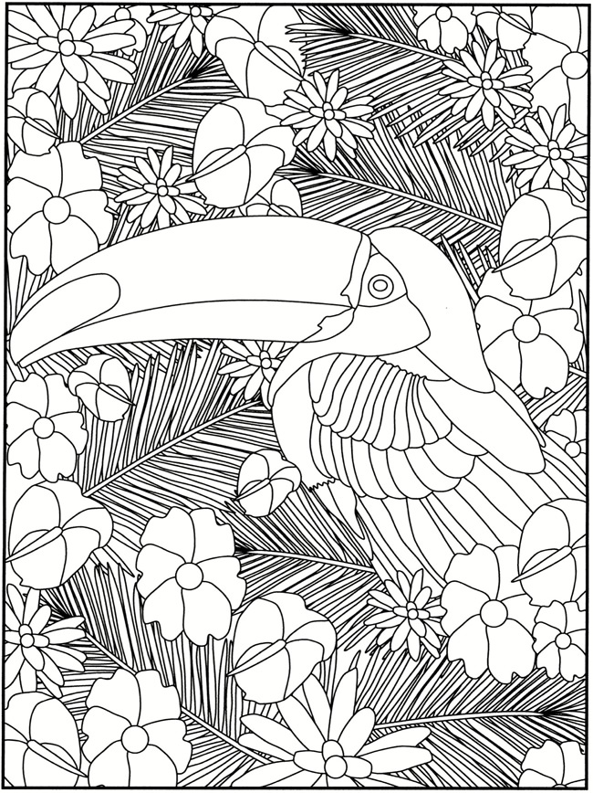Local Colouring Pages