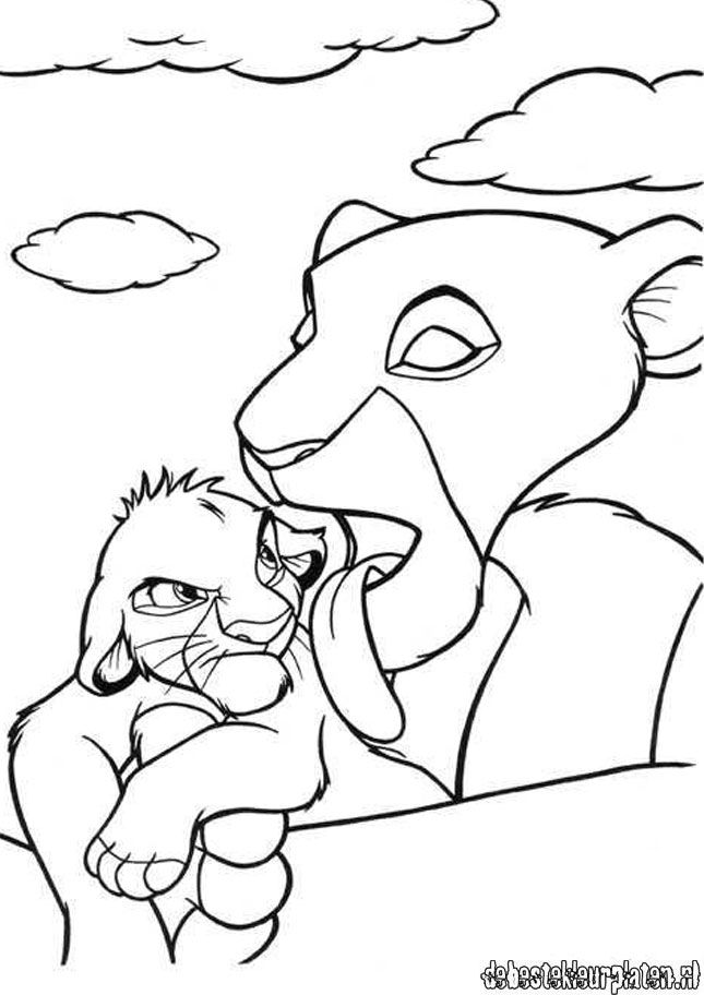 lion growling coloring pages - photo#5
