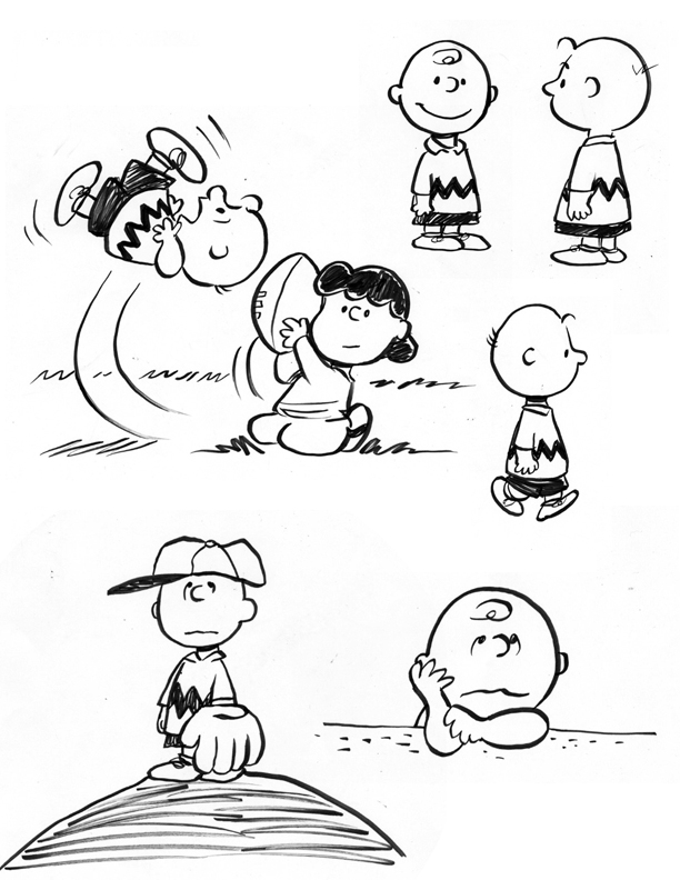 Charlie Brown by BTimony on deviantART