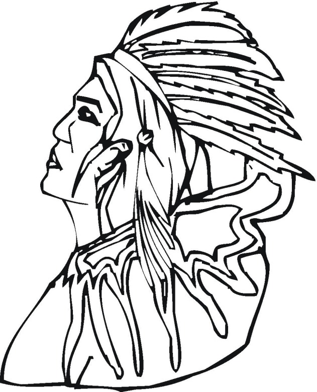Other cultures Colouring Pages