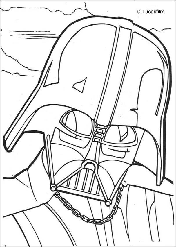 star wars darth vader coloring pages ~ Justin Bieber Picture 2011