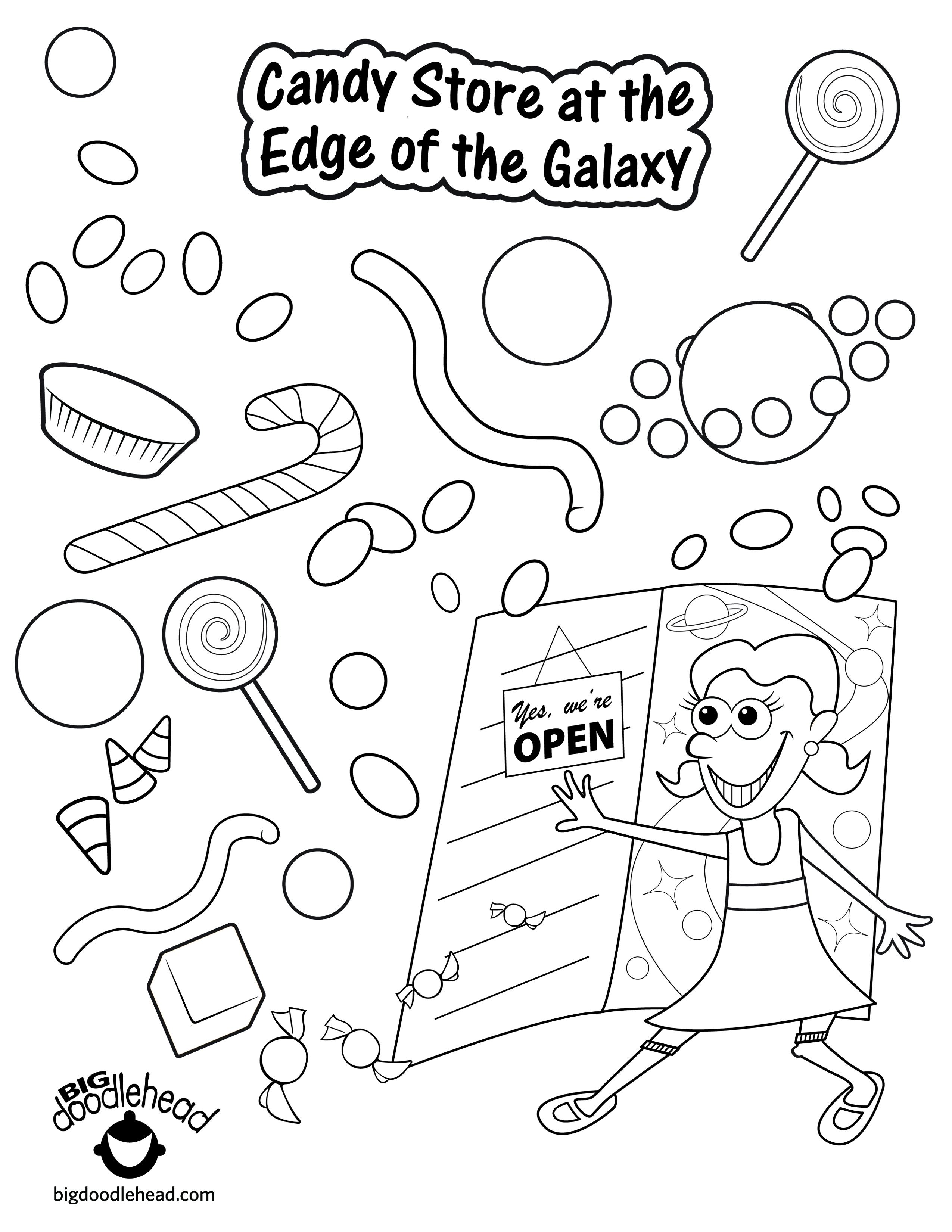 w edge Colouring Pages (page 3)