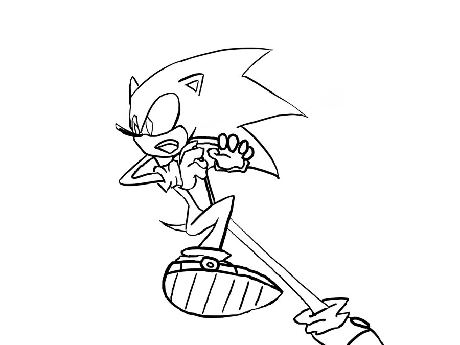 Color me sonic by Chobits13 on deviantART