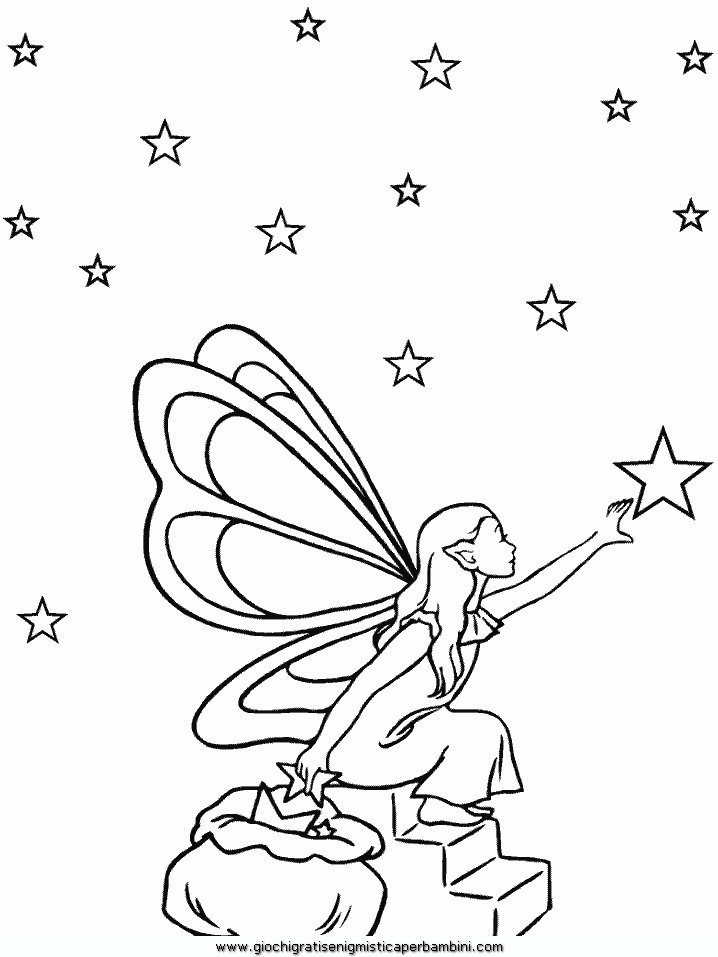 Elvenpath Coloring Pages | Fate
