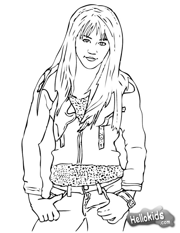 Free high school musical coloring pages - Coloring Pages ...