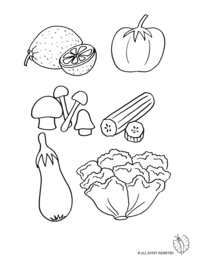 Funghi animati Colouring Pages (page 3)