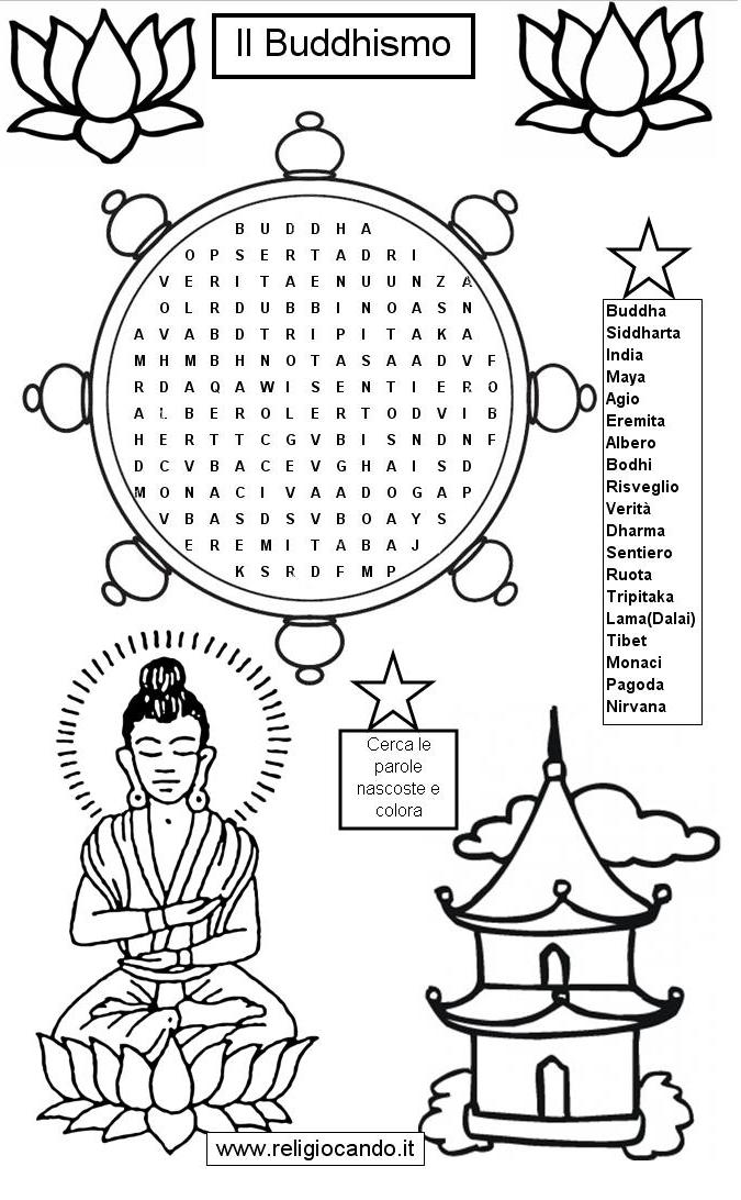 fat buddah coloring pages - photo#10