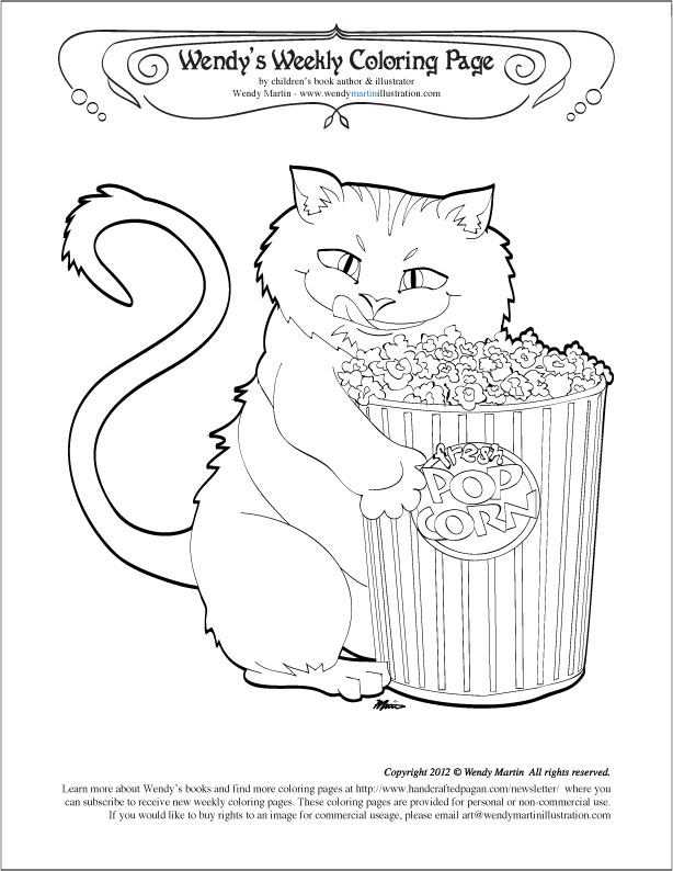 free coloring page Archives -