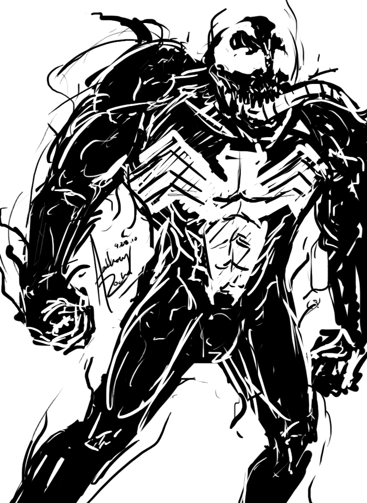 deviantART: More Like Symbiote by Venom-