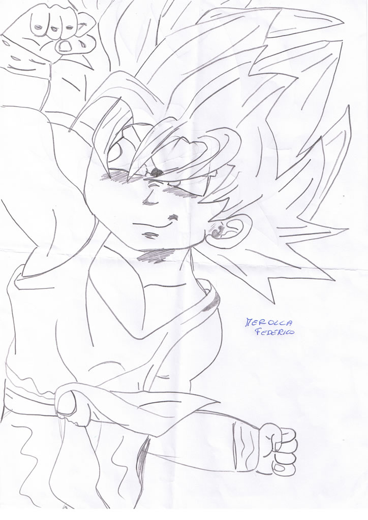 Disegni - DragonBallGT.it