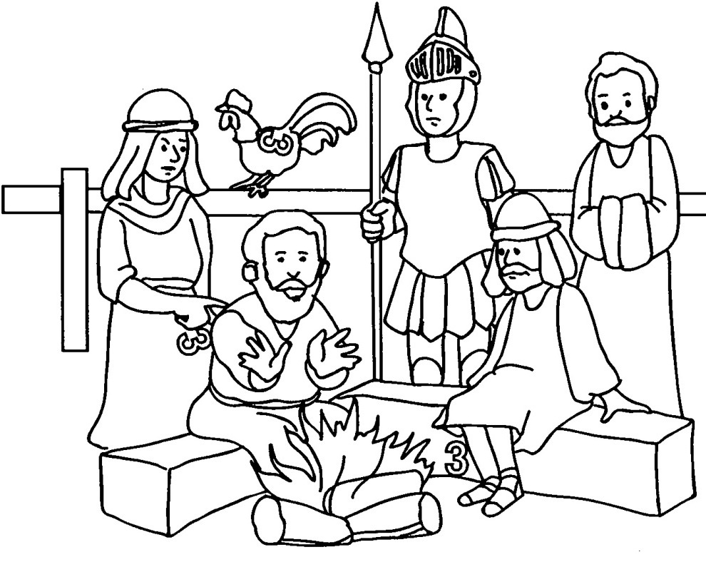 peter and cornelius coloring page - best images collections hd for gadget windows mac android