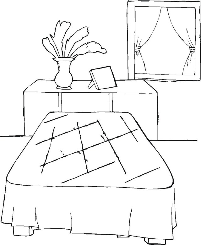 drawing room Colouring Pages (page 2)