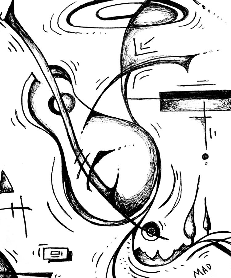 Violin Drawings for Sale