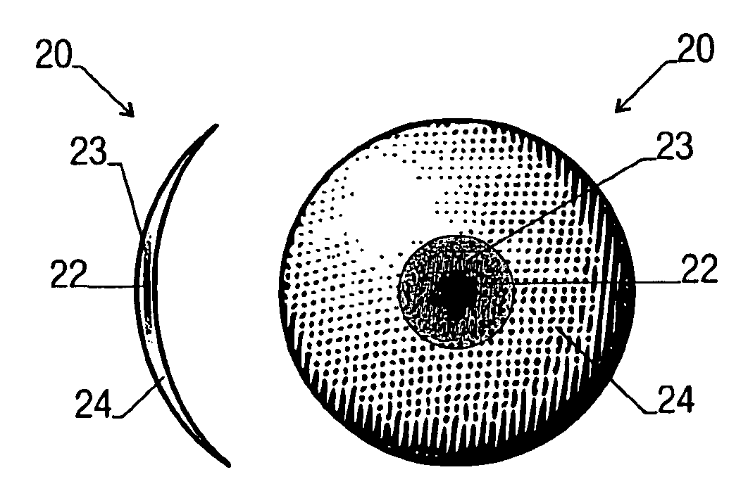 Patent US20100265458 - Contact lens for treating binocular ...