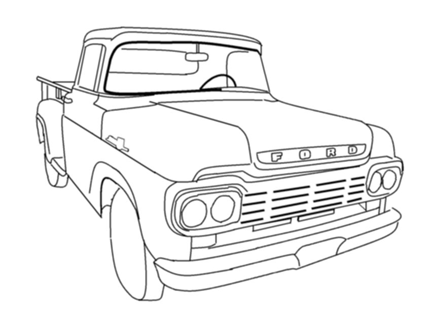 Planning my paint - Ford Truck Enthusiasts Forums