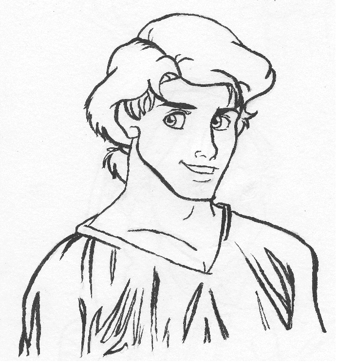 Disney Prince Jewell by Takineko on deviantART