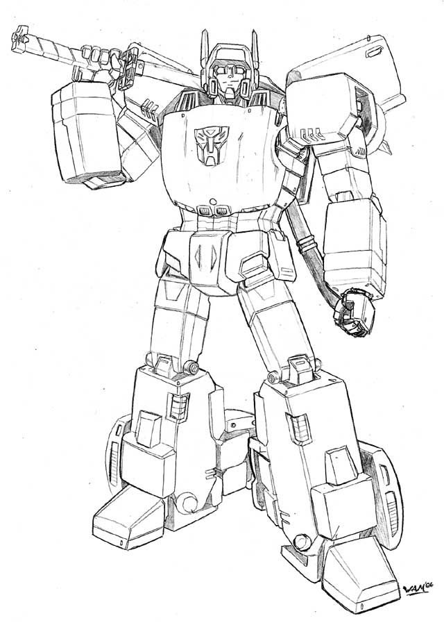 deviantART: More Like Huffer, my first TF by REX-