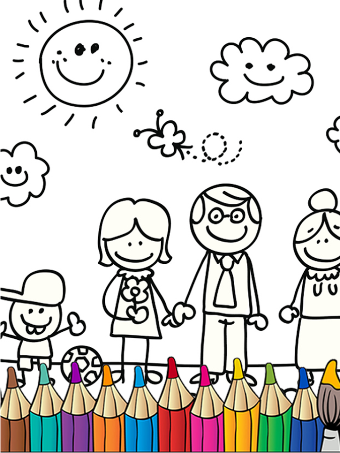 Coloring pages - Android Apps on Google Play