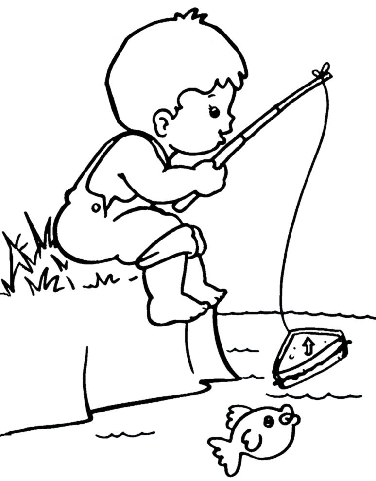 n la pesca Colouring Pages (page 2)