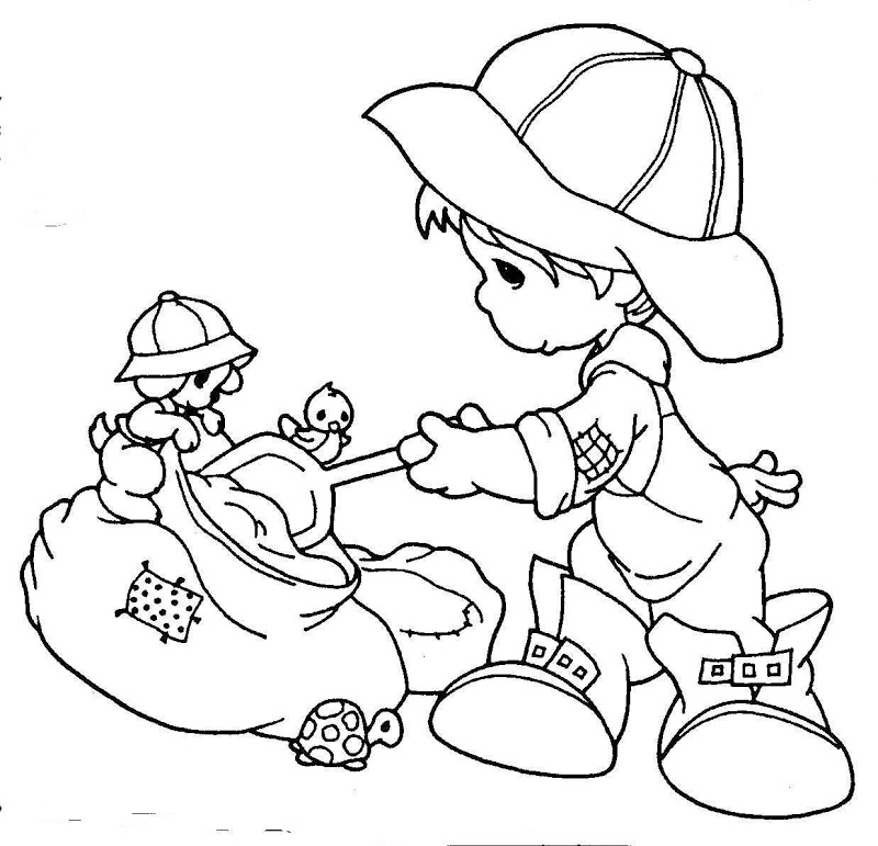 ruth morehead coloring pages - photo#4