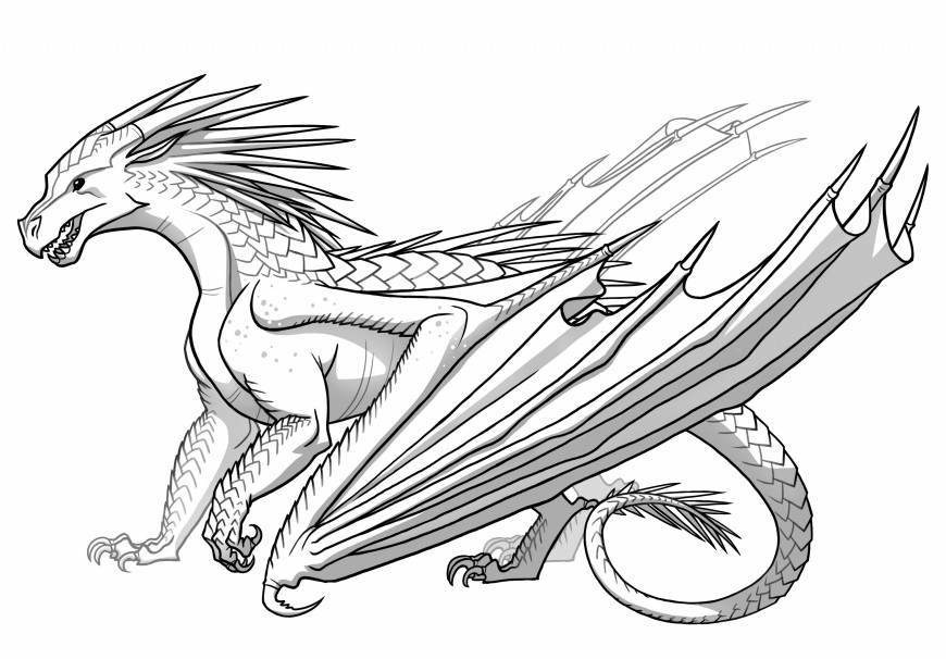 Wings of Fire roleplay! (Semi-advanced, dragons and queens needed)