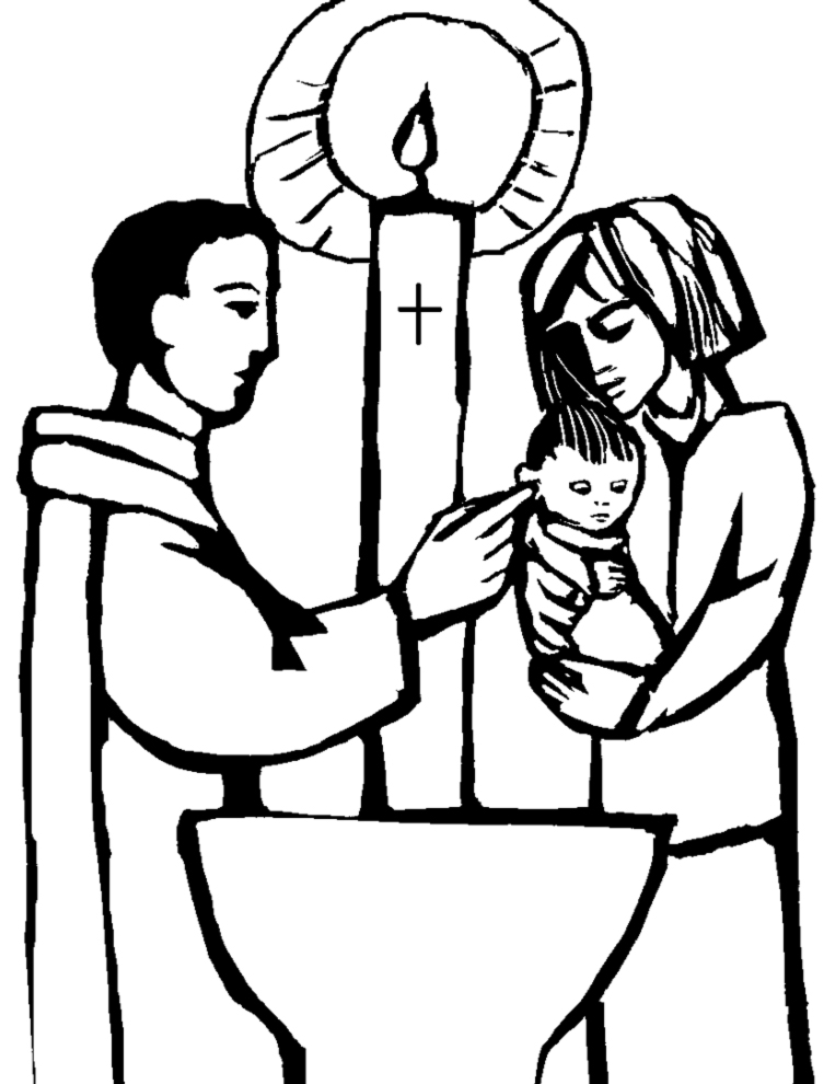 Gifts Of The Spirit Coloring Pages