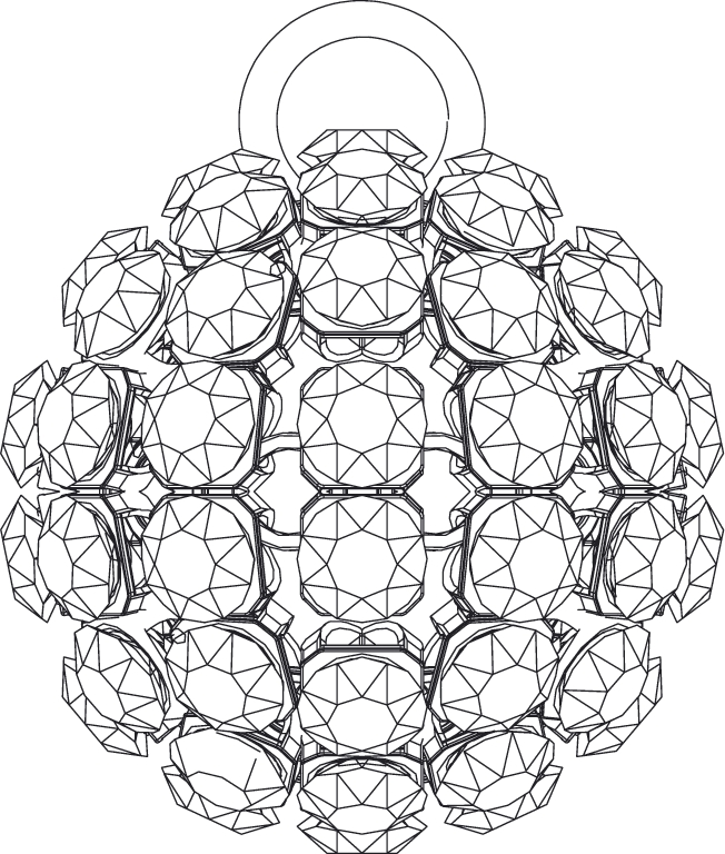 crystal ball coloring pages - photo#17