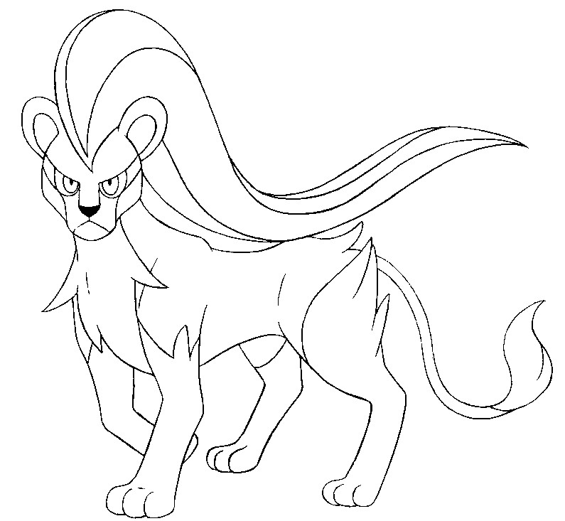 Mega Garchump Coloring Pages Crokky Coloring Pages