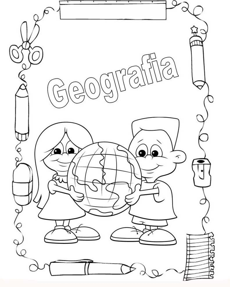 Pin Pin Geografia Para Colorir Figura 2 Ptaxdyndnsorg Picture To ...