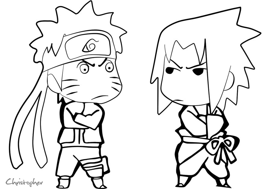 deviantART: More Like portrait equipe naruto by sipries