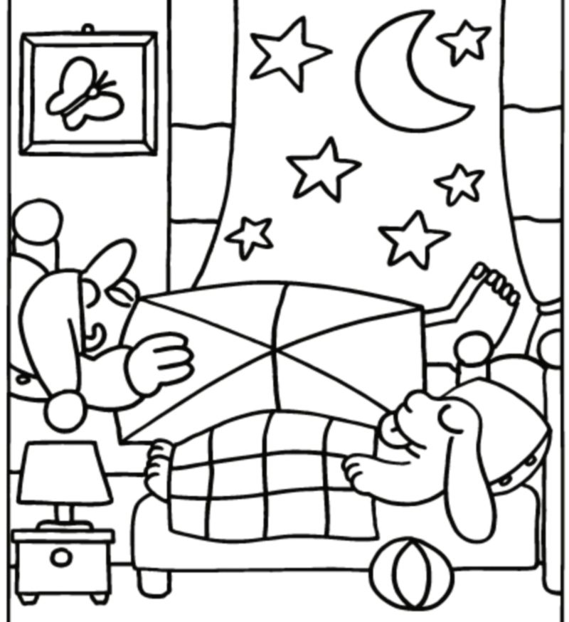 pimpa Colouring Pages (page 2)