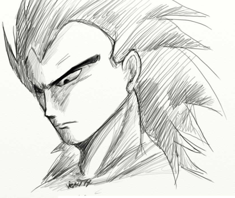 deviantART: More Like Raditz Ssj AF By TaiDB by TaiDB
