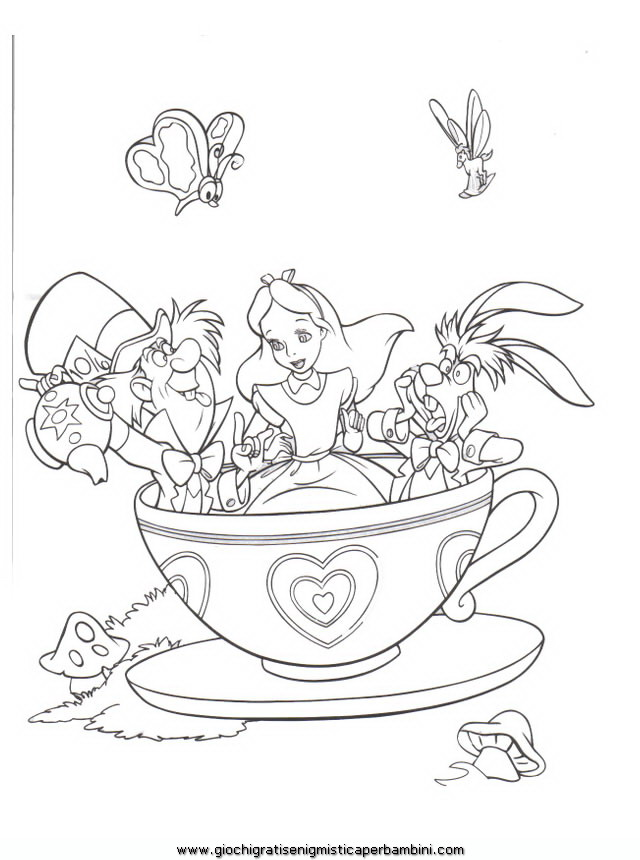 Nabilah Colouring Pages