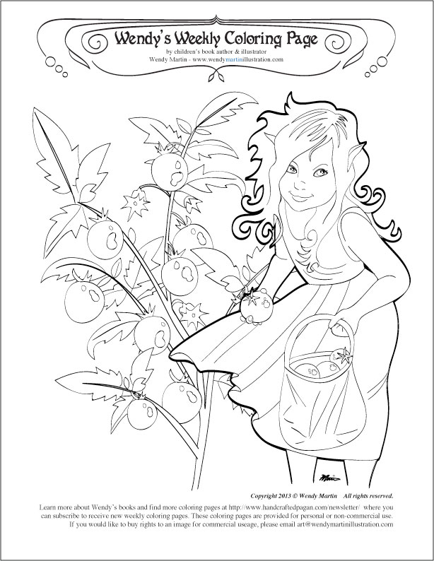 color wheat page Colouring Pages (page 3)