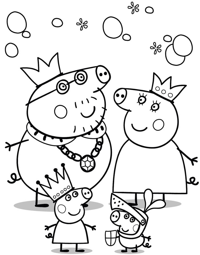 disney pig Colouring Pages