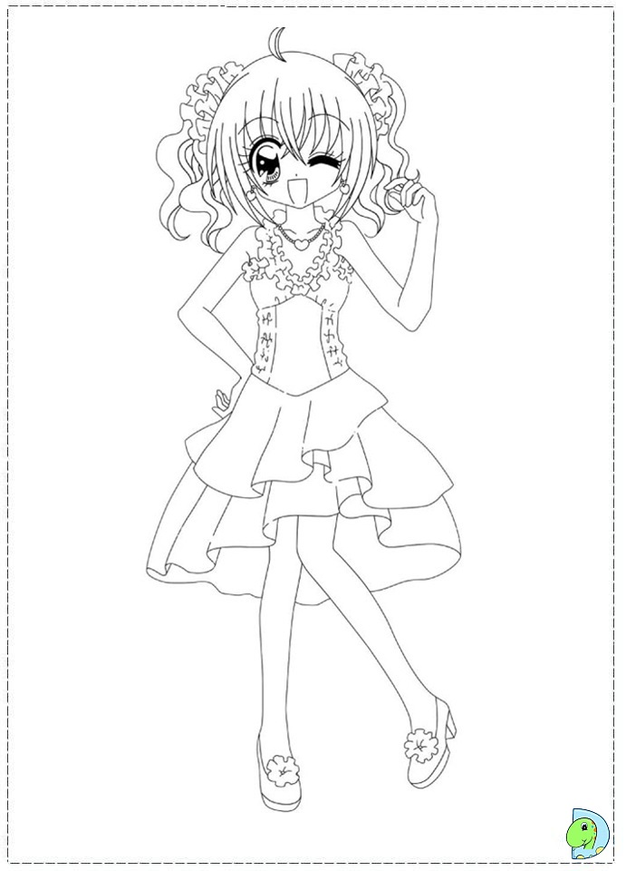 kilari drawings Colouring Pages (page 2)