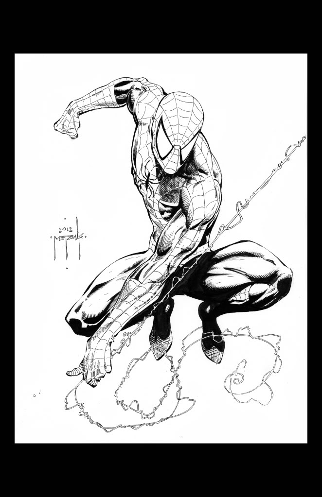 Two Spidey's - Digital Webbing Forums