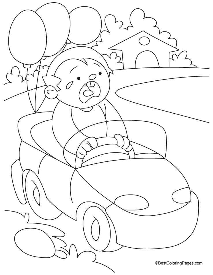 Pix For > Toy Car For Coloring