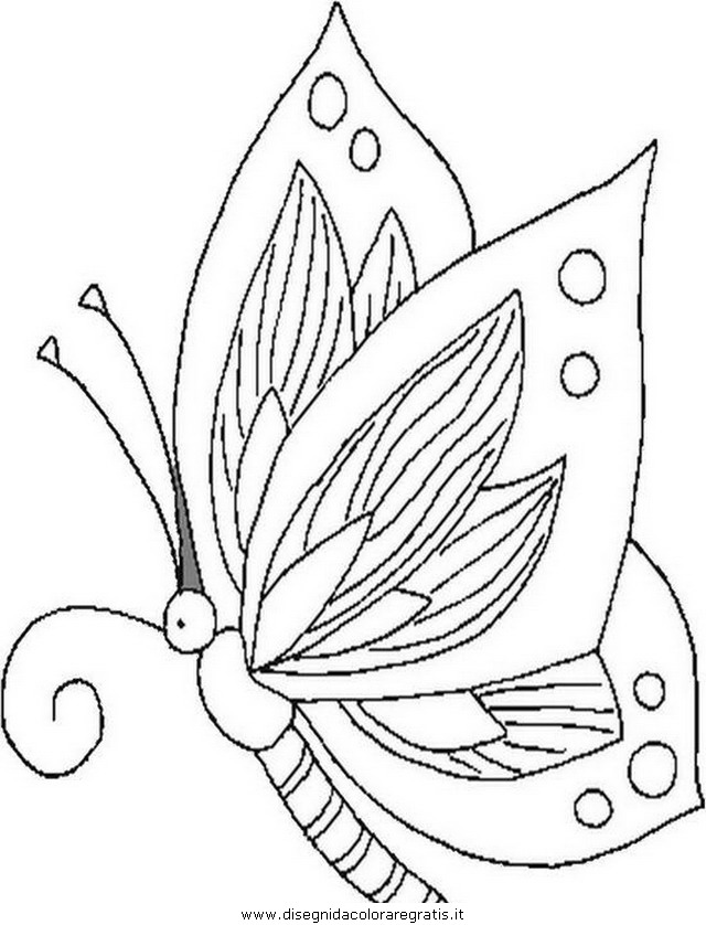 Pin Disegni Farfalle Da Tattoo Pictures To Pin On Pinterest on ...