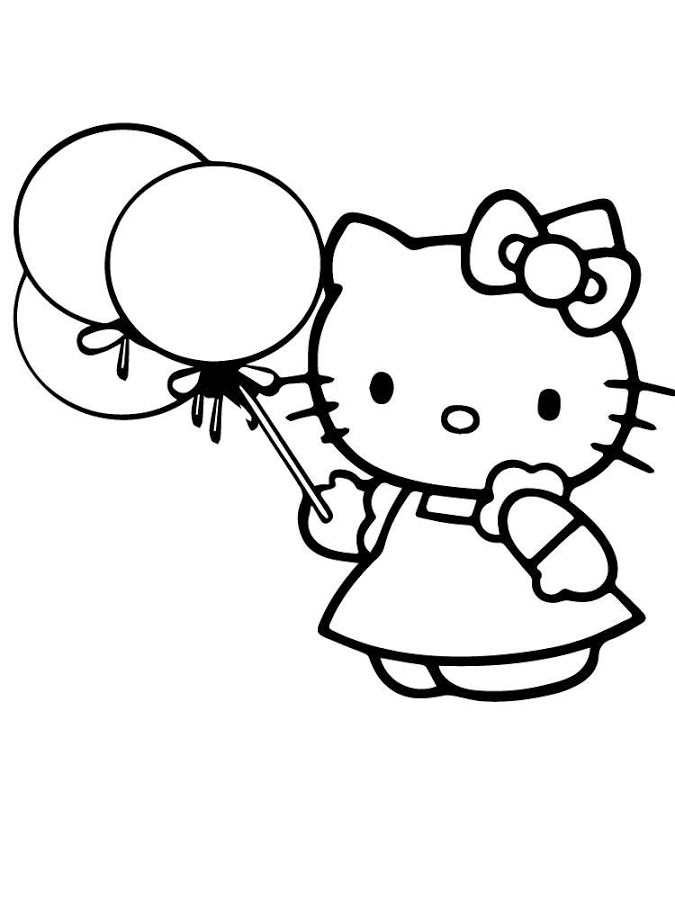 Kitty Coloring Hello Kids - Android Apps on Google Play