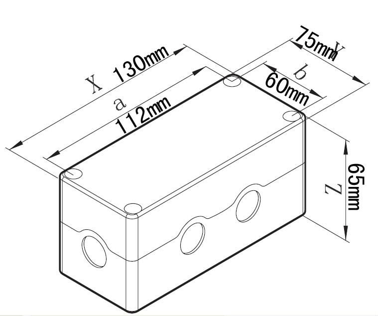 Junction Box Cad Drawing Sketch Coloring Page