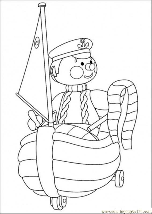 police caricatures Colouring Pages (page 2)