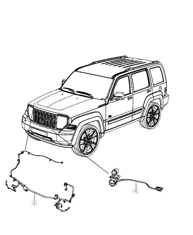 Official Jeep Accessories: Fender Color Chart