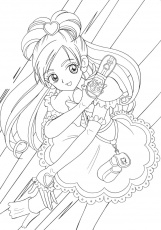 pretty cure five